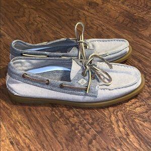 Men's Sperry Boat Shoes Sz 9M